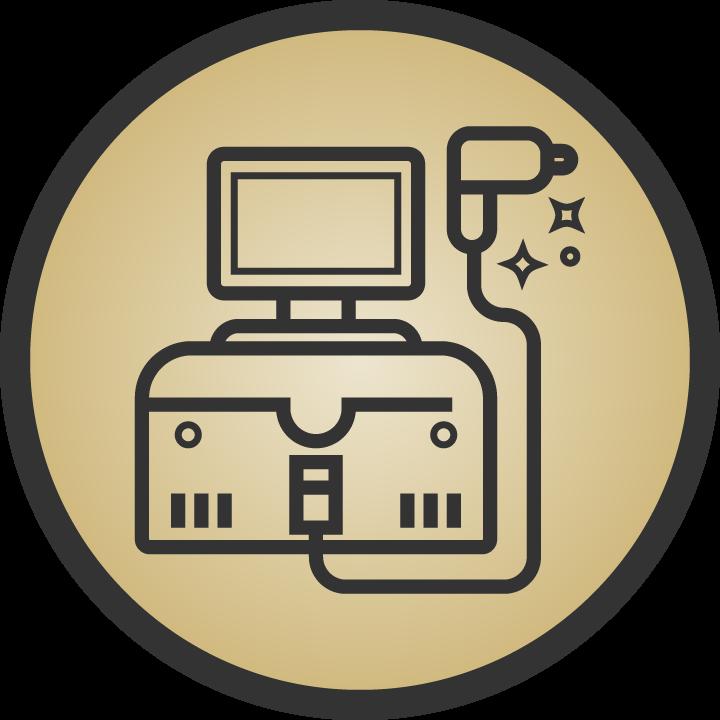Laser Tech Icon