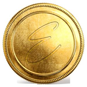 Eternal Beauty Institute Gold Coin