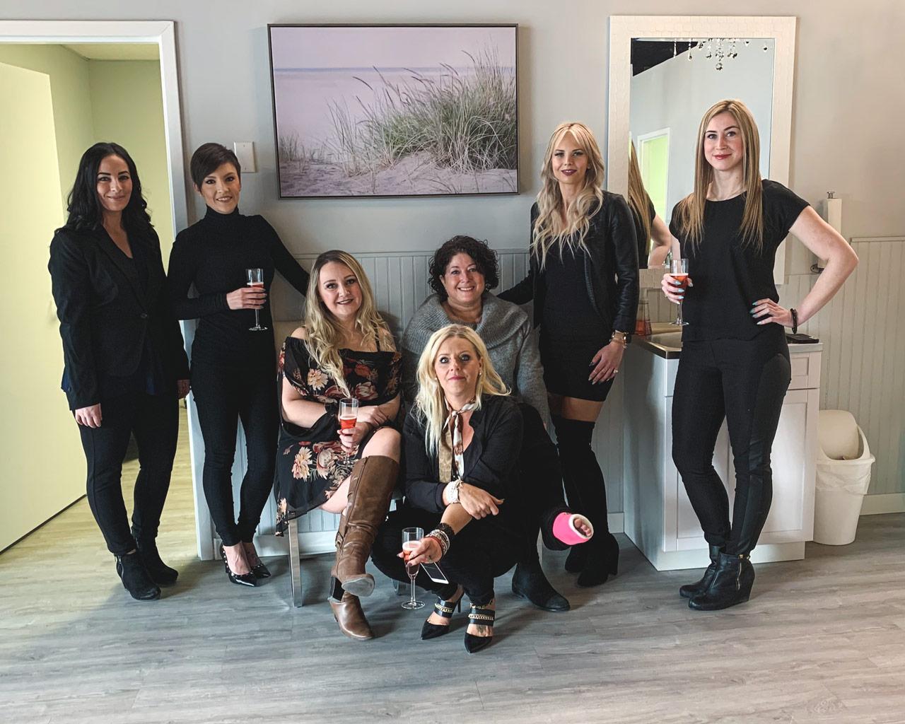 Eternal Beauty Institute Staff