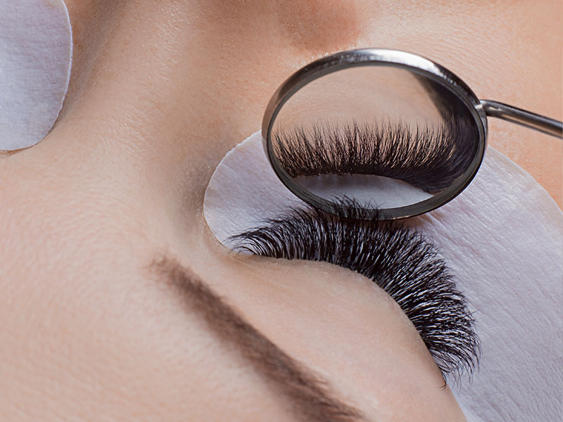 Classic Lash Extension Mirror