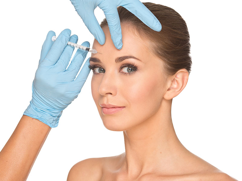 Dermal Filler Beauty Treatment