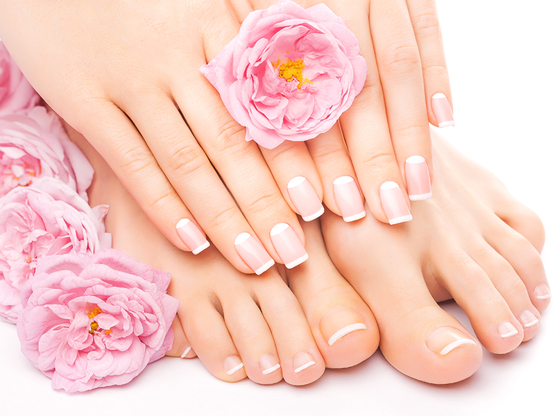 Manicure & Pedicure Spa Service Training