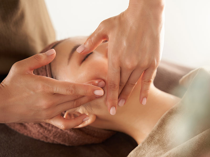 Face & Scalp Massage Course