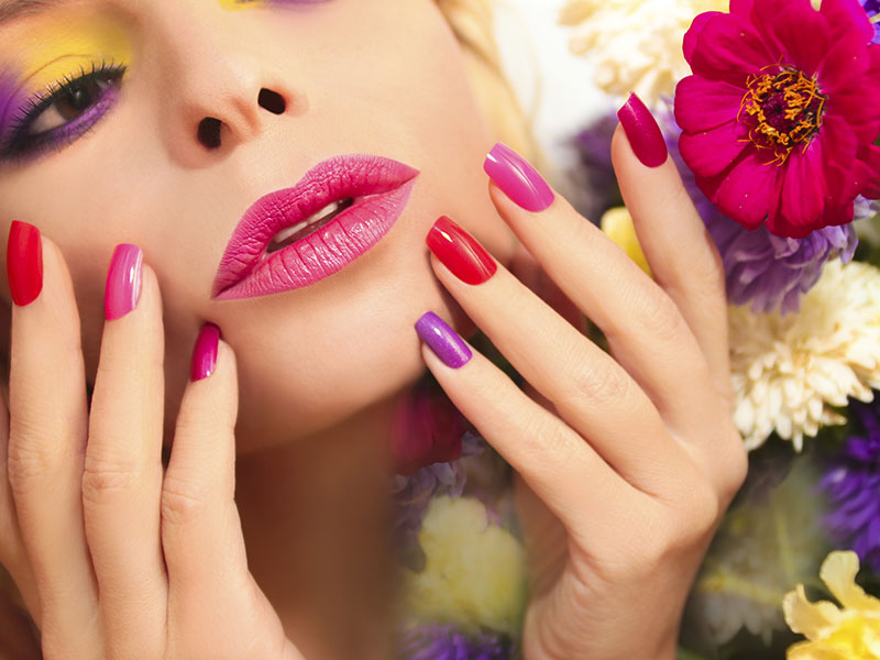 Gel Nails Training Course