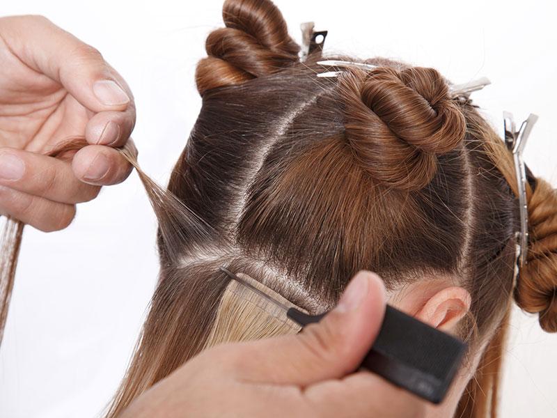 Hair Extensions Educator Training