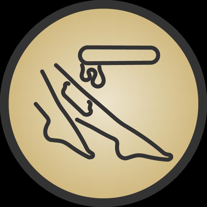 Body Sugaring Icon