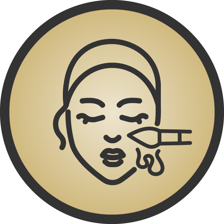 Face & Brow Waxing Icon
