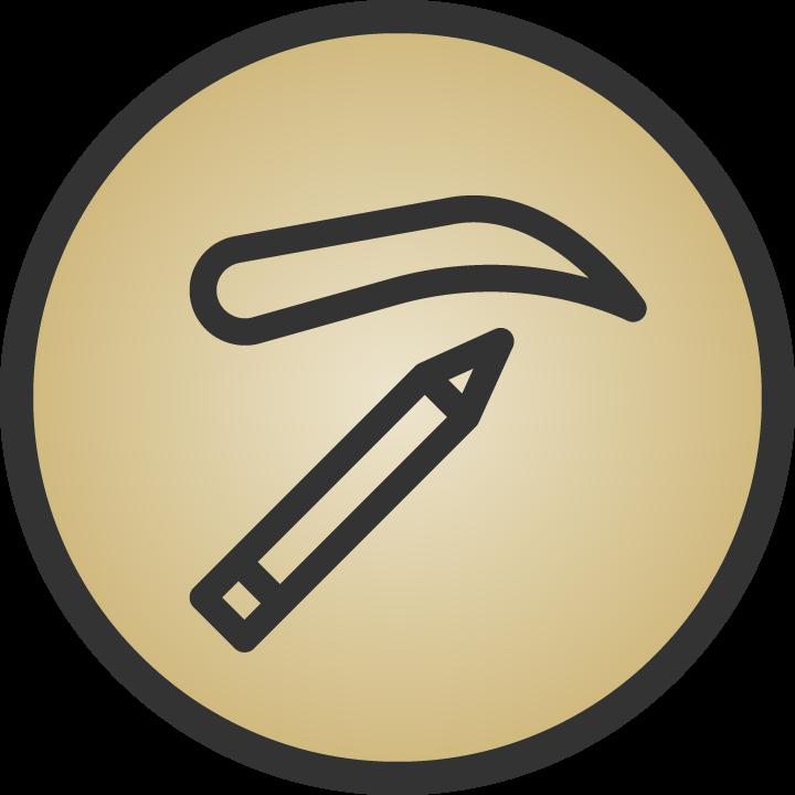 Hybrid Brow Icon