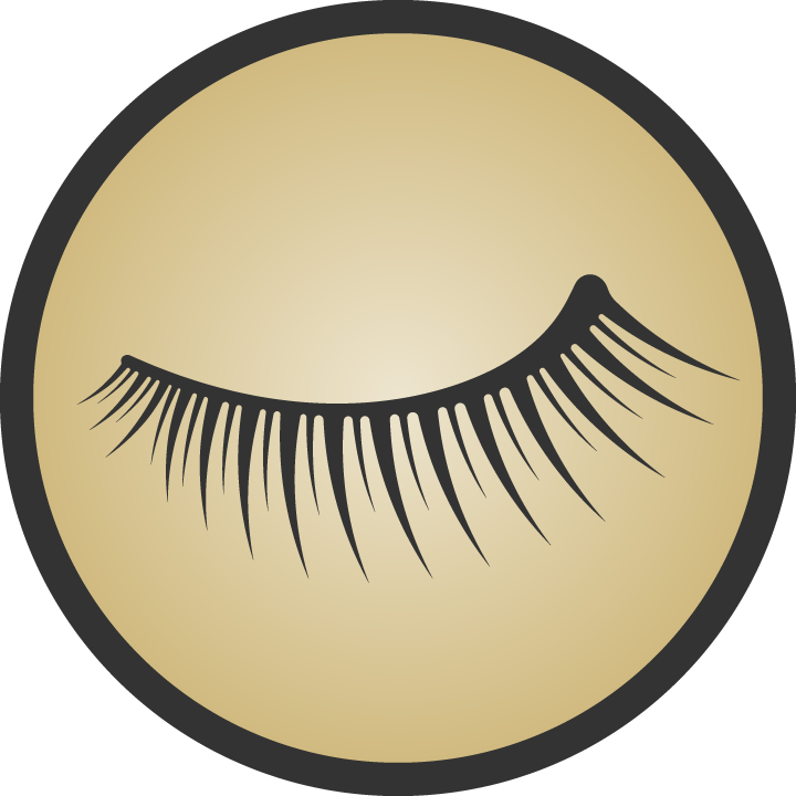 Hybrid Lash Icon