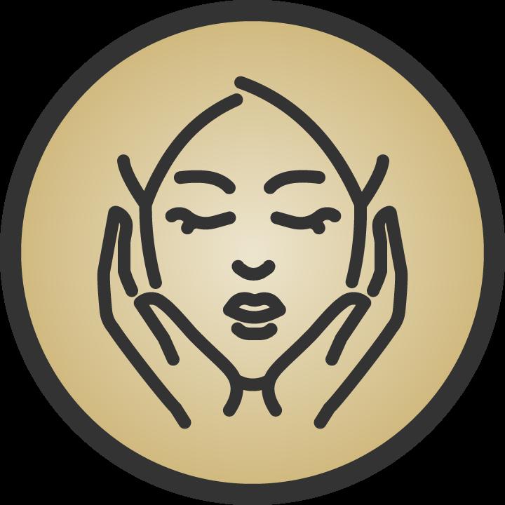 Hydro Facial Icon