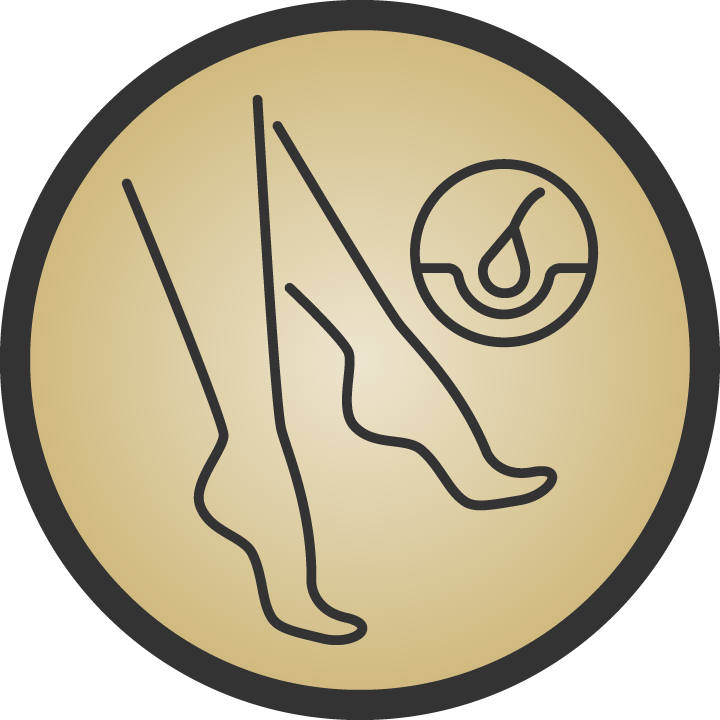 Laser Hair Removal Icon