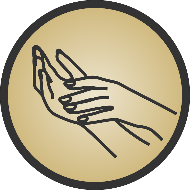 Spa Manicure & Pedicure Icon