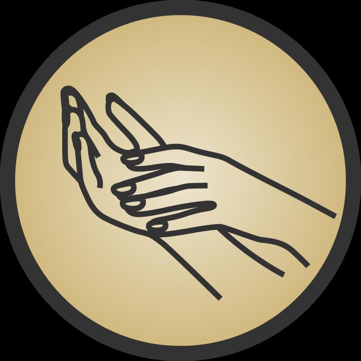 Spa Manicure & Pedicure Icon