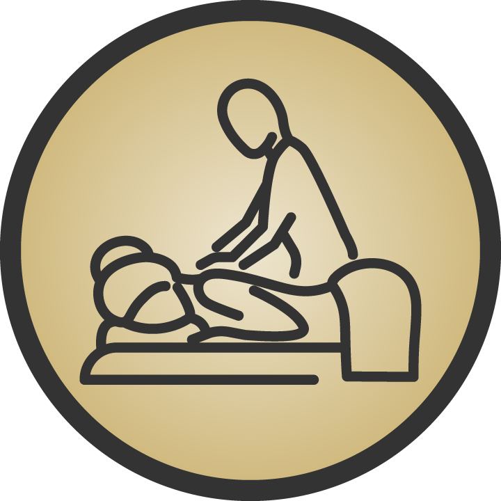 Spa Massage Icon