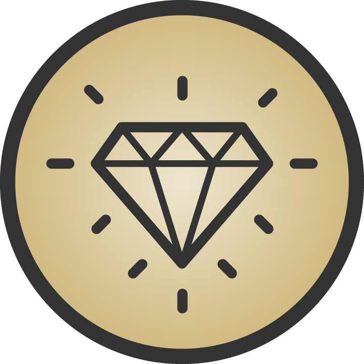 Tooth Gem Icon