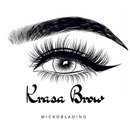 Krasa Brow Logo