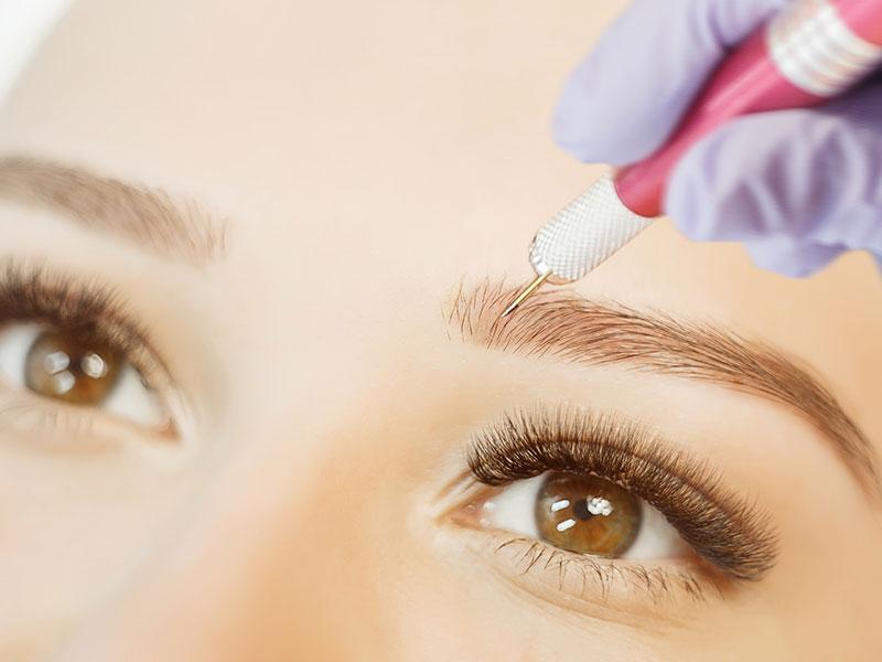 Eyebrow Microblading Treatment