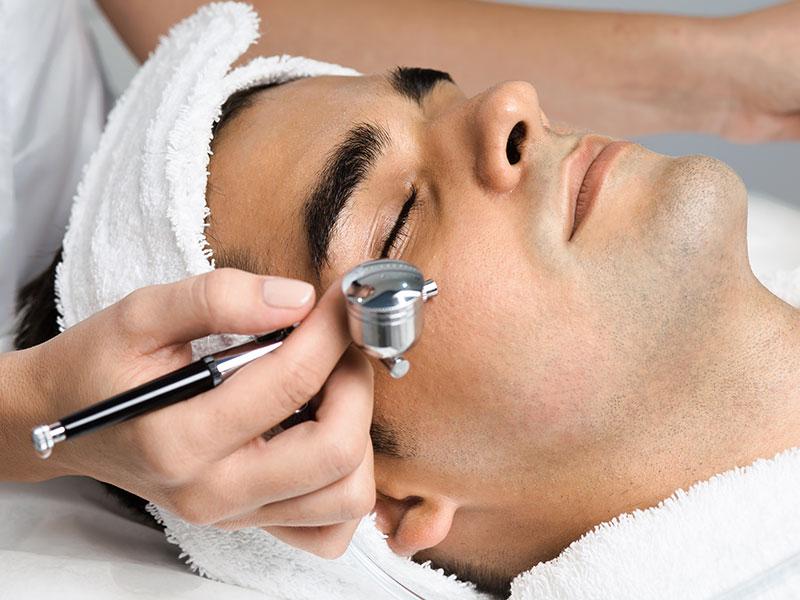 Oxygen Facial Men's Treatment