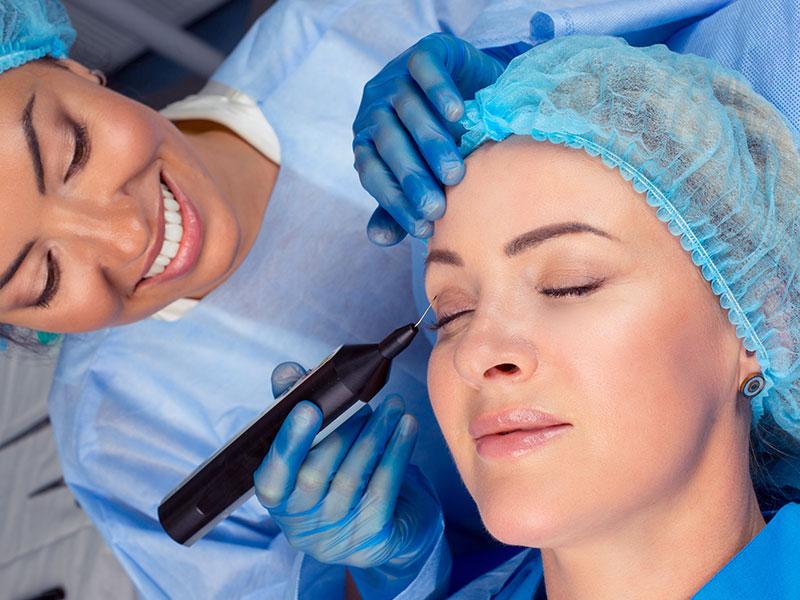 Plasmalift Non-Invasive Surgery