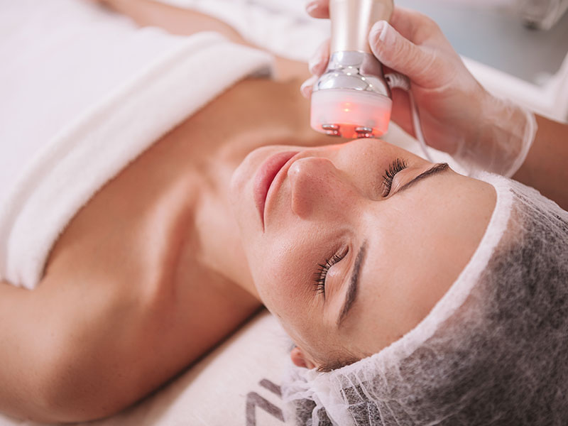 Radio Frequency Skin Tightening Training