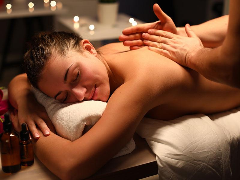 Spa Massage Therapy Techniques